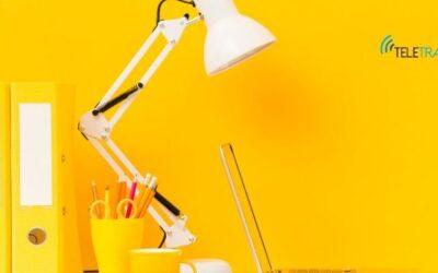 Iluminación para el teletrabajo