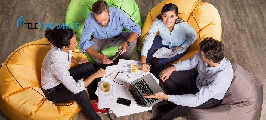 Los 8 espacios de coworking más cool