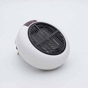Calentador portátil de bajo consumo