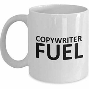 Taza copywriter fuel