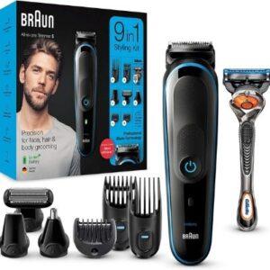 Recortador de barba Braun